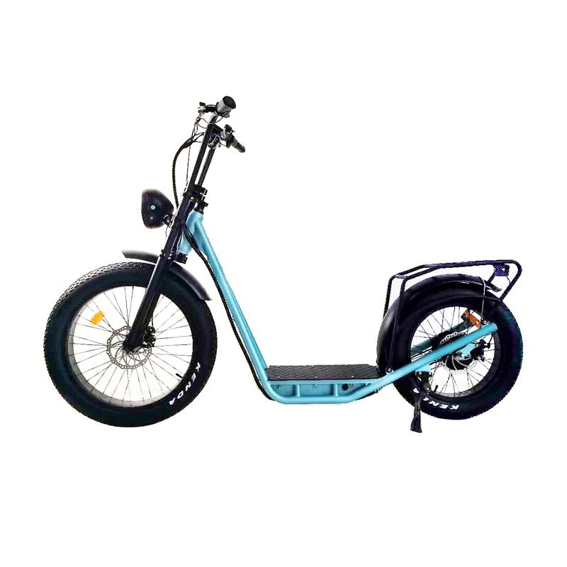 2020 High quality China Eagle8 1000W Electric Scooter, Lithium Battery Scooter Featured Image