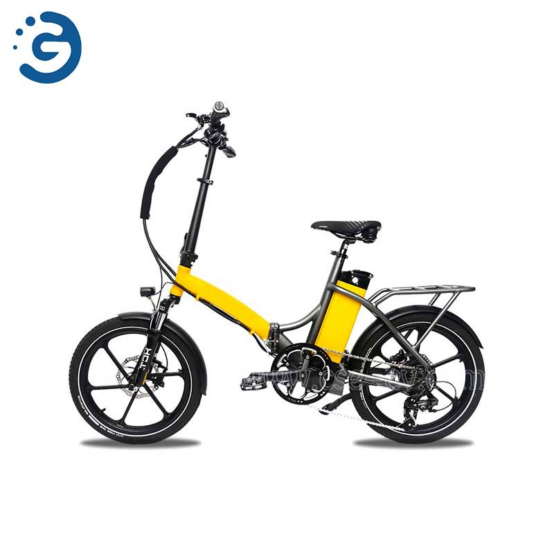 Chinese Factory OCHE 48V 350W REAR-DRIVE Fat Tyres Electric Bike Featured Image