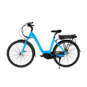 "26"" 250W-750W Mid-Drive Motor 700C City E-bike"