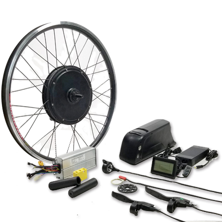 High Quality E-Bike Battery Hidden -