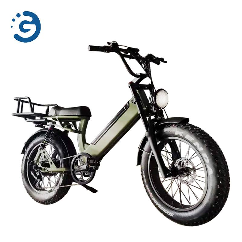 Chinese Factory Wholesaler Hot selling NEW Design Socool2 Z2 E-Bike Featured Image