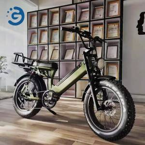 Chinese Factory Wholesaler Hot selling NEW Design Socool2 Z2 E-Bike