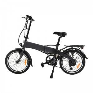 AR-1 20 Inch Battery Hidden Foldable E-bike