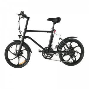 AR-2 Light Weight 16 Inch Kids Electric Bike