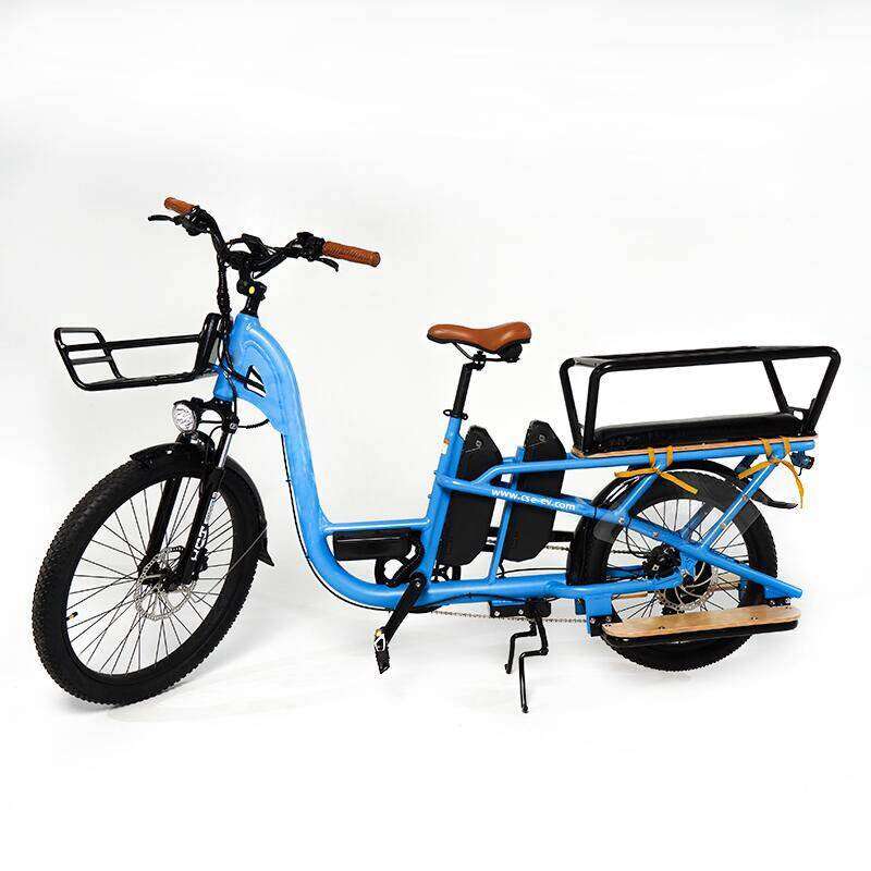 Chinese Factory Wholesaler Hot selling Cargoroo Cargo E-Bike with 2 battery Featured Image