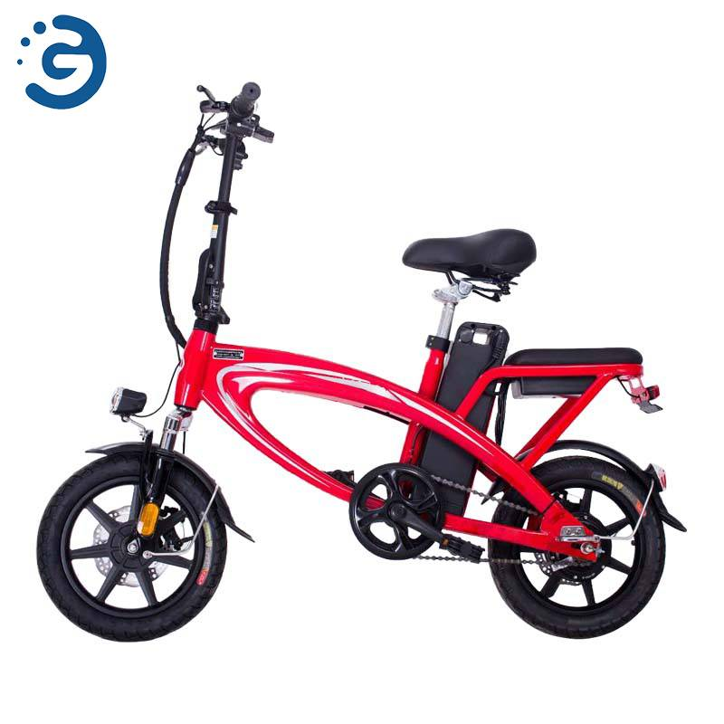 Newly Arrival Green Energy E-Bike -