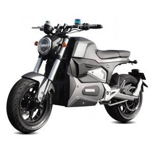 Non-EEC M6 72V 2000W-3000W Electric Motorcycle