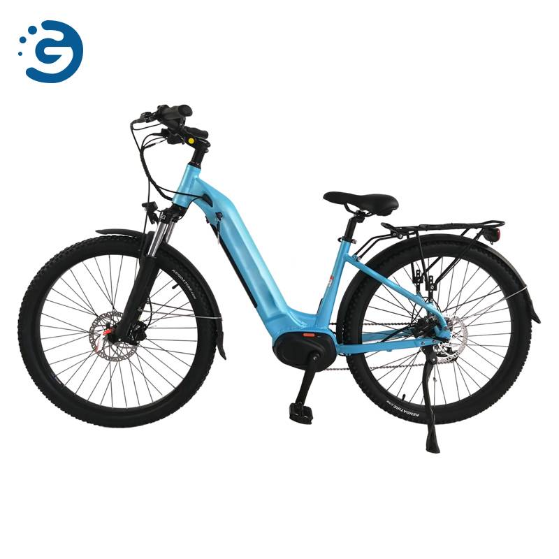 Chinese Manufacturer 48V 500W-1000W MID-DRIVE & REAR-DRIVE MOTOR 27.5″*2.35″ Tyres Electric Bike Featured Image
