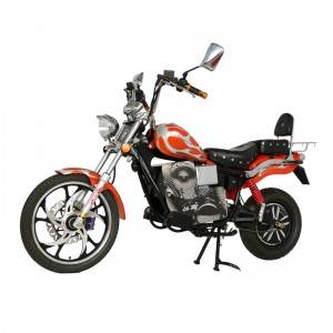 TZ Non-EEC 72V 2000W-3000W Classic model Electric Motorcycle