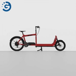 Chinese Manufacturer New design Tri-Cargo E-bike