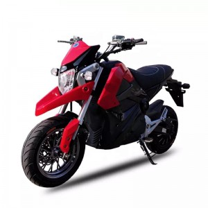 M3 72V 2000W-3000W Electric Motorcycle