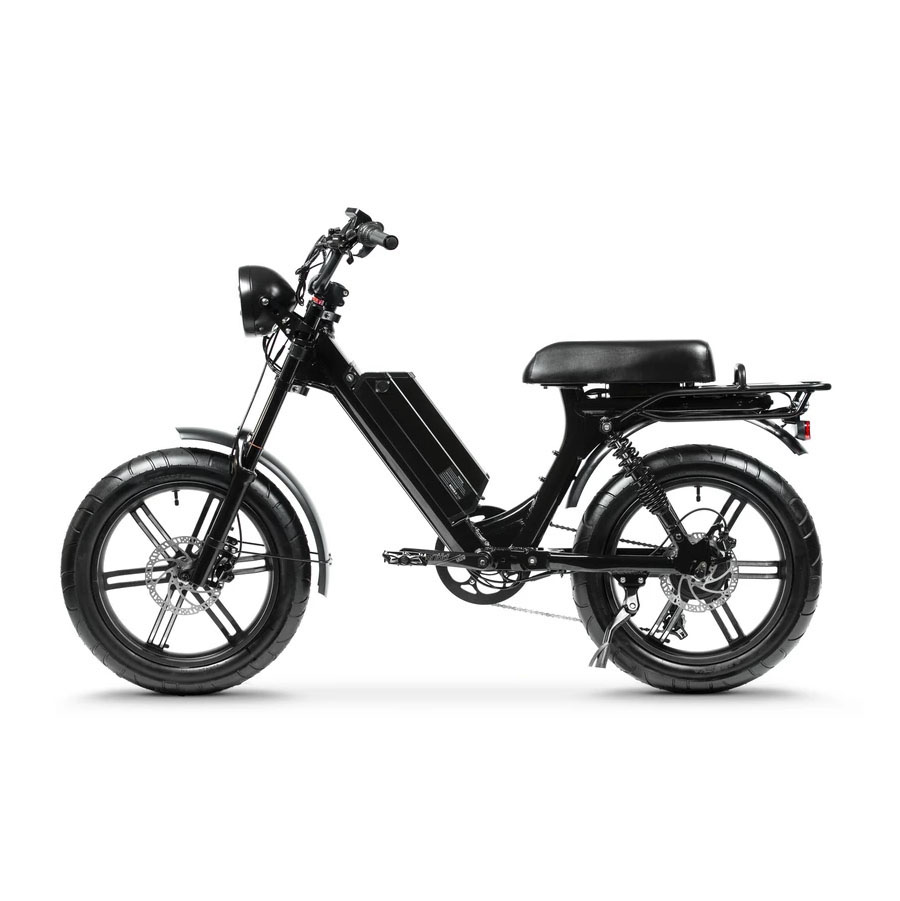 Socool 750W Moped Style E-Bike Featured Image