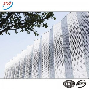 Perforated aluminum sheet | JINGWAN