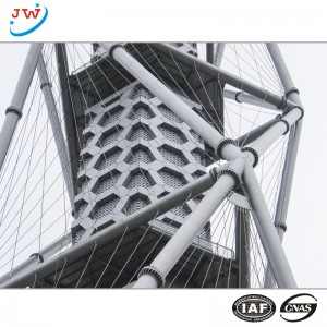 Steel frame,Steel components | Jingwan Curtain Wall