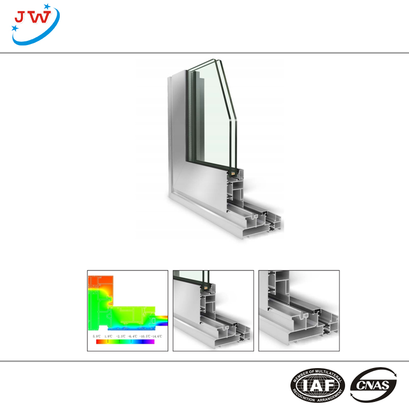 Renewable Design for Aluminum Sliding Window -