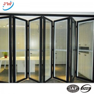 Bottom price China Customized Size Aluminum Finished Sliding/Casement/Rolling Shutter Door and Window in Powder Coating/Anodized