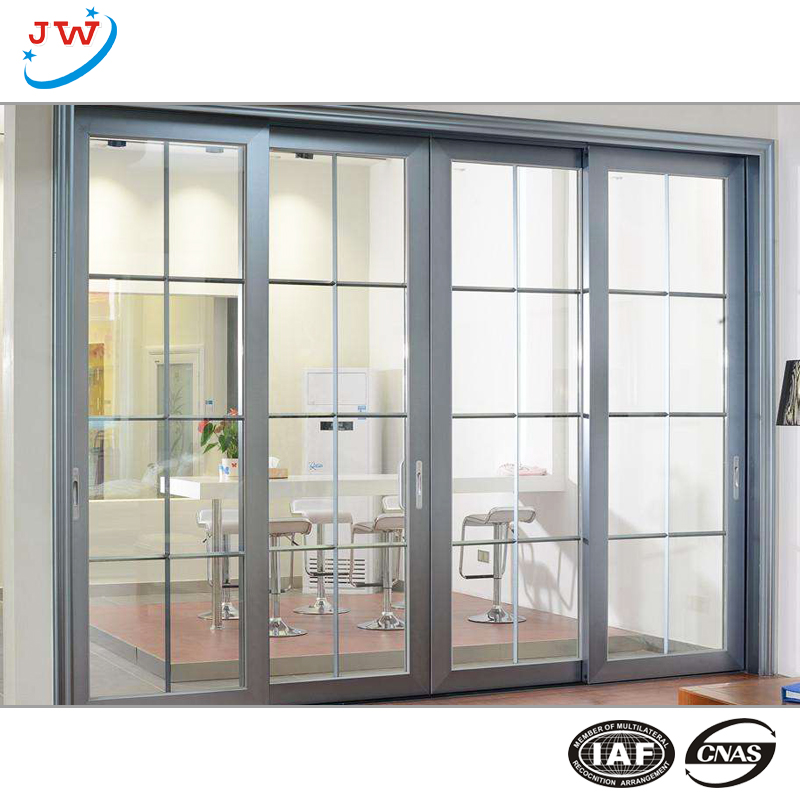 Wholesale Price China Office Entrance Glass Door -