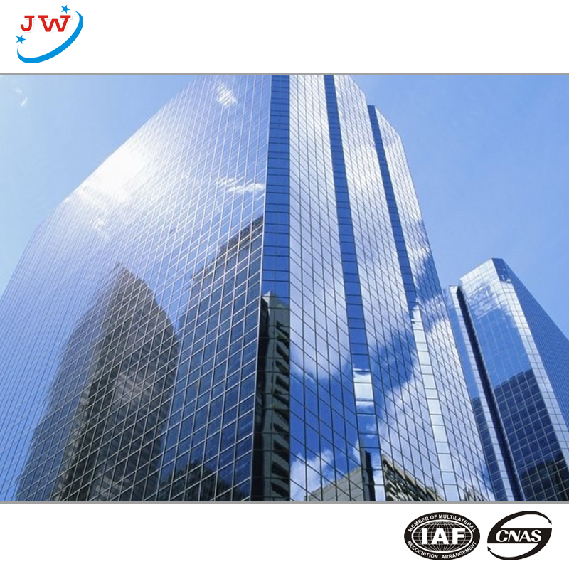 Window wall,Residential Curtain Wall | JINGWAN Curtain Wall