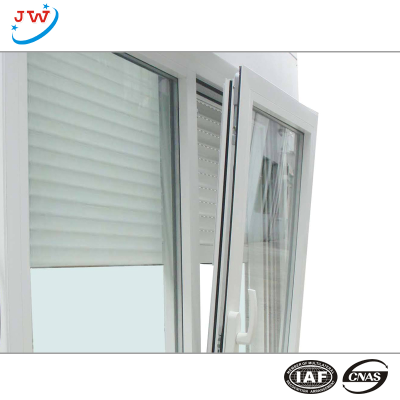 High Performance Modern Aluminum Alloy Bathroom Window -
