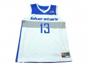 Digital printing custom made sublimation basketball jersey