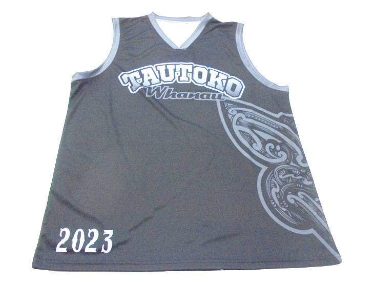 Professional Custom Sublimated Basketball tops Featured Image
