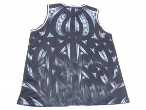 Professional Custom Sublimated Basketball tops