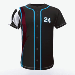 Polyester Baseball Uniform Designs -