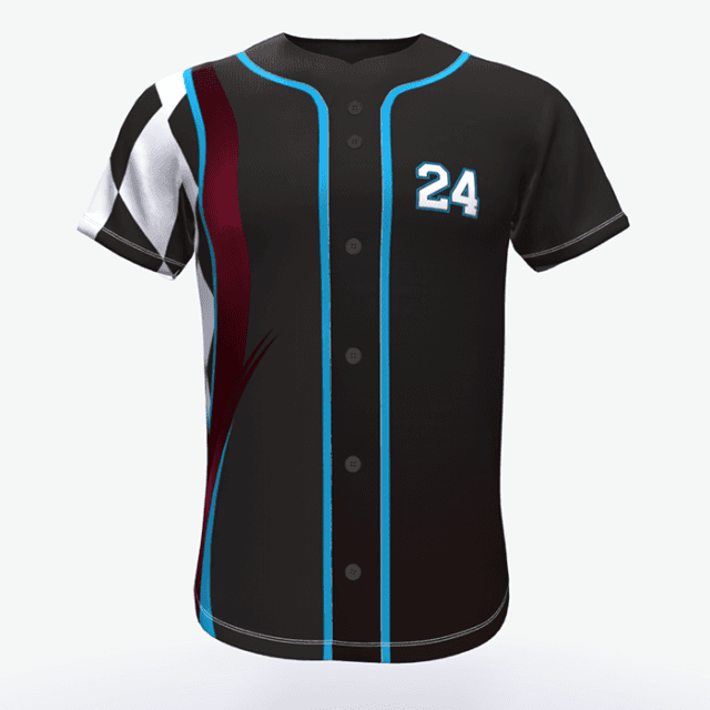 Button Up Baseball Uniform -