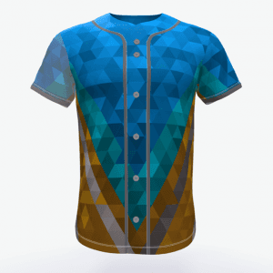wholesales baseball caadadii sublimation Shirt T