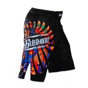 custom your own design sublimation crossfit mma shorts