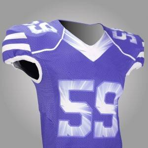 fashion customized sublimation american football jerseys uniforms
