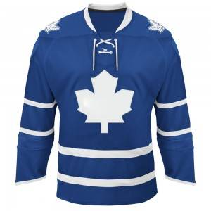 sublimation printed youth ice hockey jersey