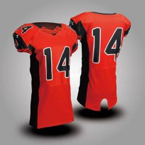kev cai sublimation american football xyaum jerseys hluas football jerseys
