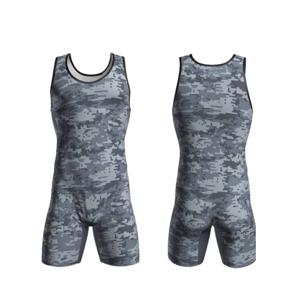 Camo Baseball Jerseys -
