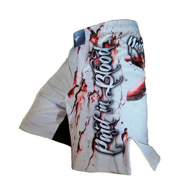 wholesale custom sublimation mma shorts Featured Image