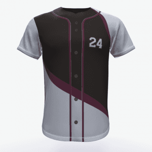 Cotton Baseball Jersey -
