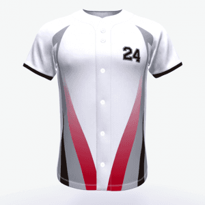 newest high quality sublimation printing dry fit custom baseball gear