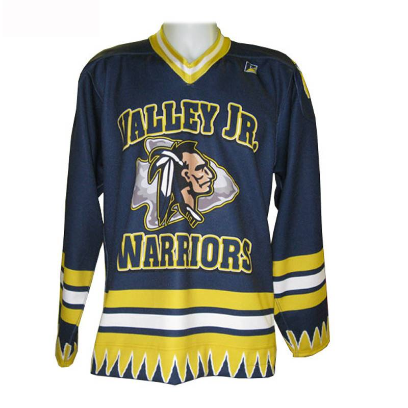 sublimation printed youth ice hockey jersey Featured Image