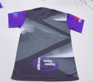 Sublimation printing,new design sportswear polo shirts