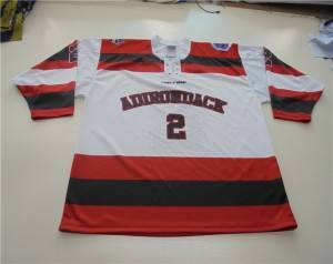 New design sublimated Ice Hockey Jerseys Sportswear