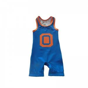 Custom Sublimated Youth Wrestling Wear