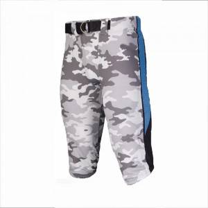 Slim Fit Capris -