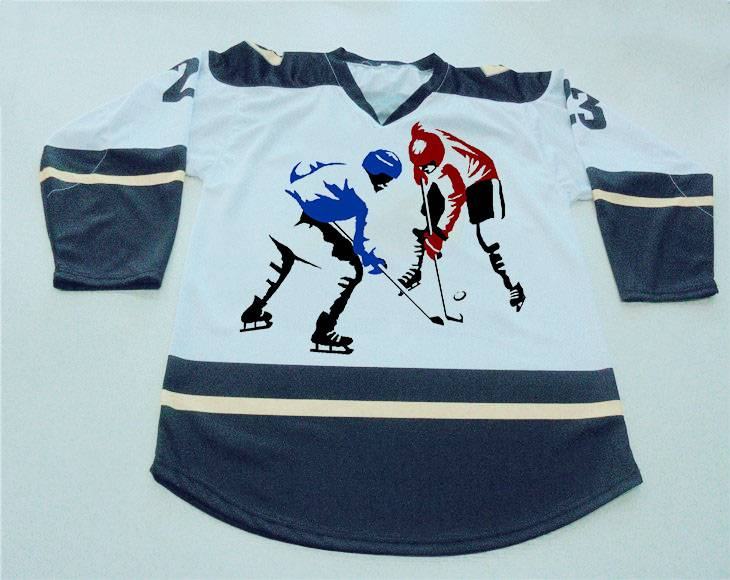 Embroidered ice hockey jersey sewing pattern Featured Image