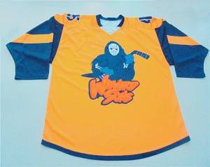 wholesale youth custom sublimation hockey jersey