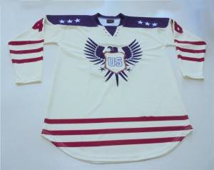 Cheap custom team international hockey jerseys