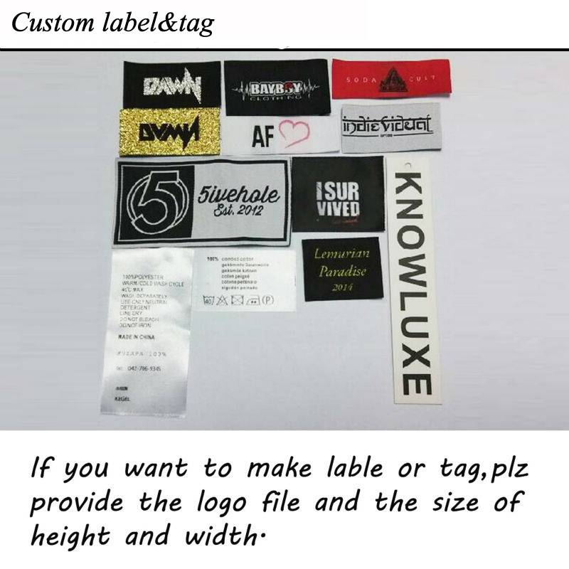 3 Custom Label And Tag