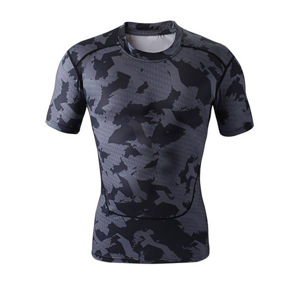rash guard sportswear compression t-shirt Featured Image