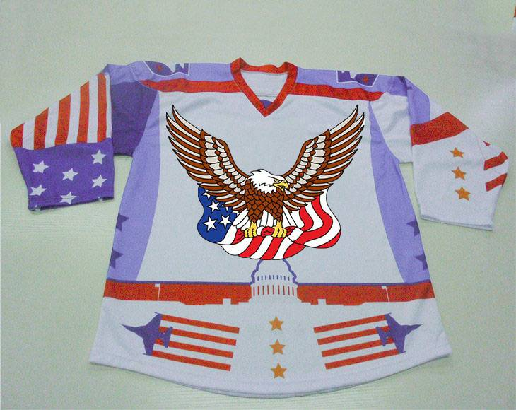 No minimum full sublimation Mens hockey uniform Featured Image