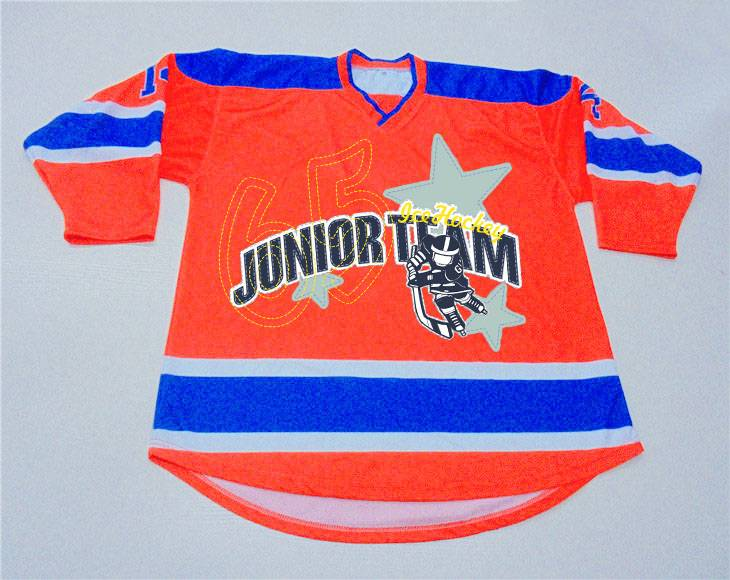 Sublimation Cut Ice Hockey Jerseys Sportswear Featured Image