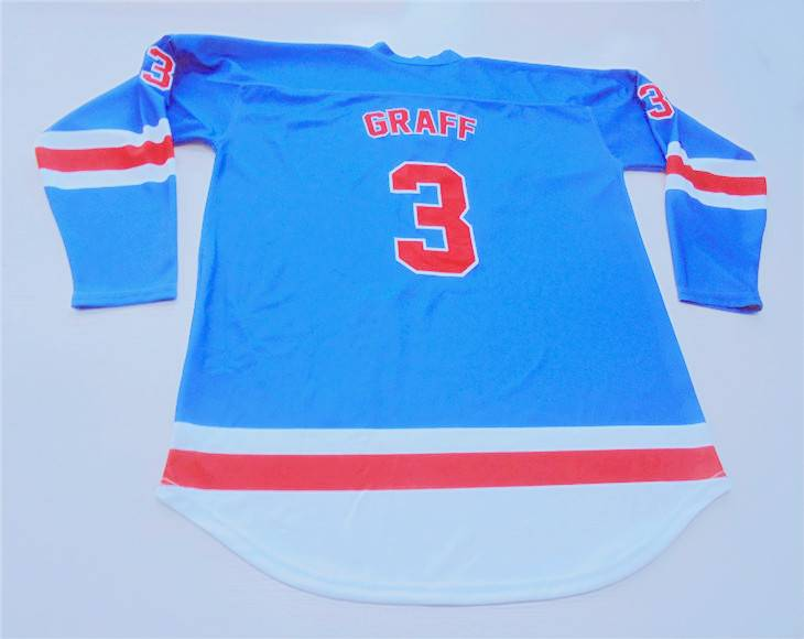 personalized hockey jersey